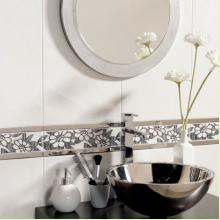 Marbles Tebas Wall Tiles and Eneida Border